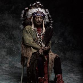 Chefe e Líder espiritual Lakota, Vernon Foster fala sobre a pandemia e momento atual