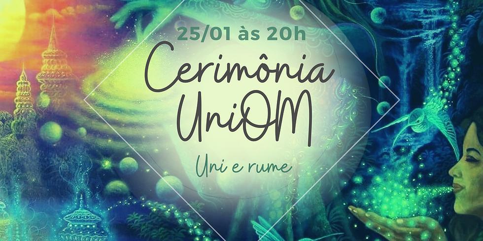Cerimônia UniOM