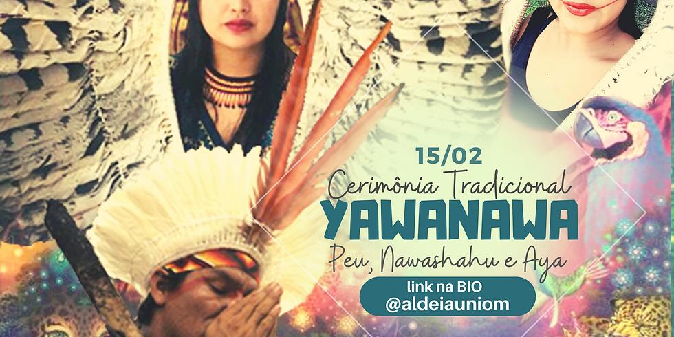 Cerimônia Tradicional Yawanawa