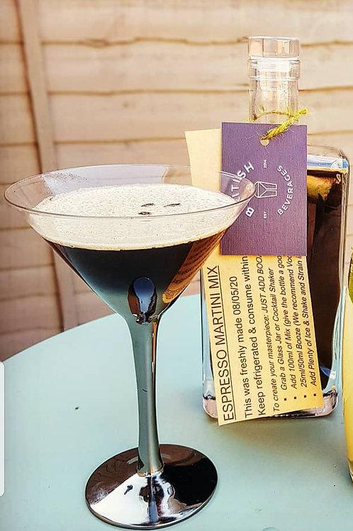 Espresso Martini Mixer