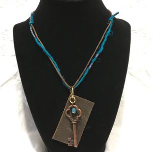 Rustic Key Necklace.JPG