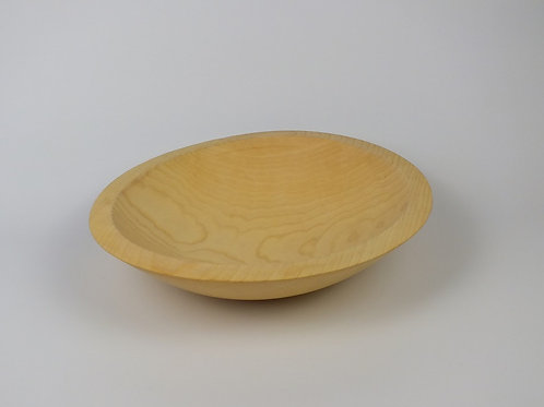 ovale Schale, Esche