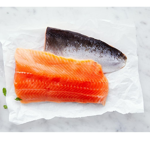 Alaskan Salmon, 170g