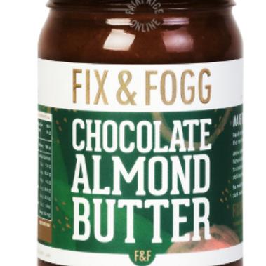 Fix & Fogg Butter Spread - Chocolate Almond 275g