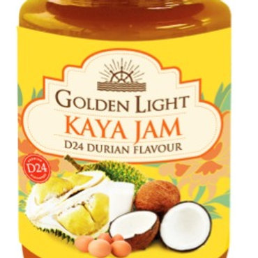 Golden Light Kaya - D24 Durian 425g