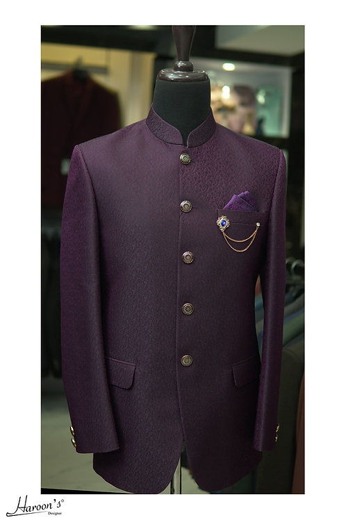 Purple Prince Coat