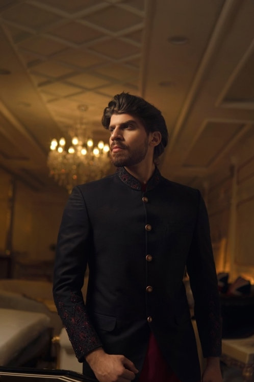 Black Prince Coat