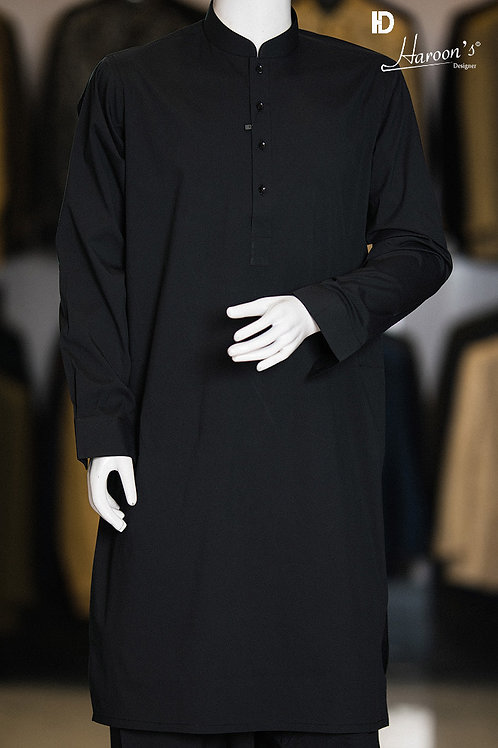 Black Shalwar Suit