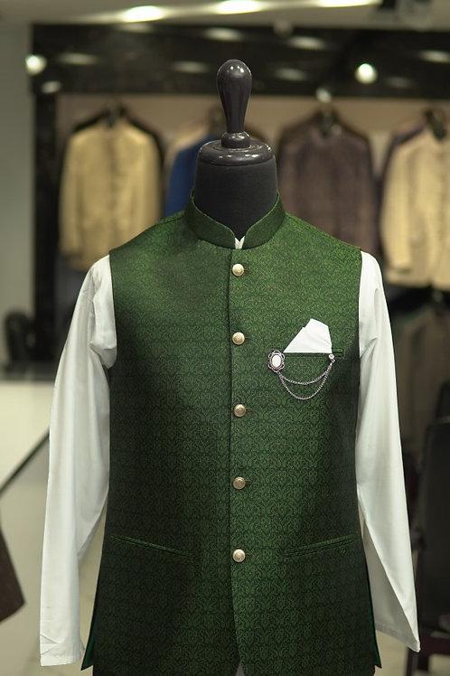Green Waist Coat