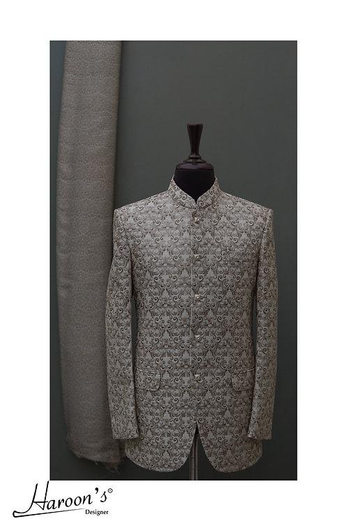 Creamy Prince Coat