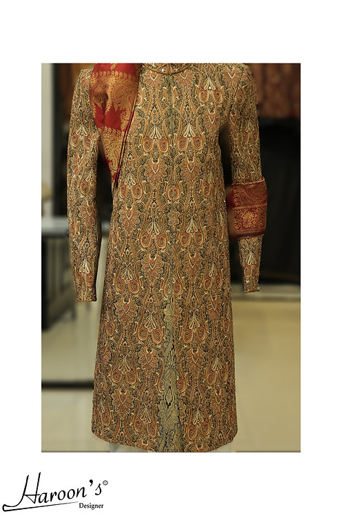 Sherwani (New Design On Demand)