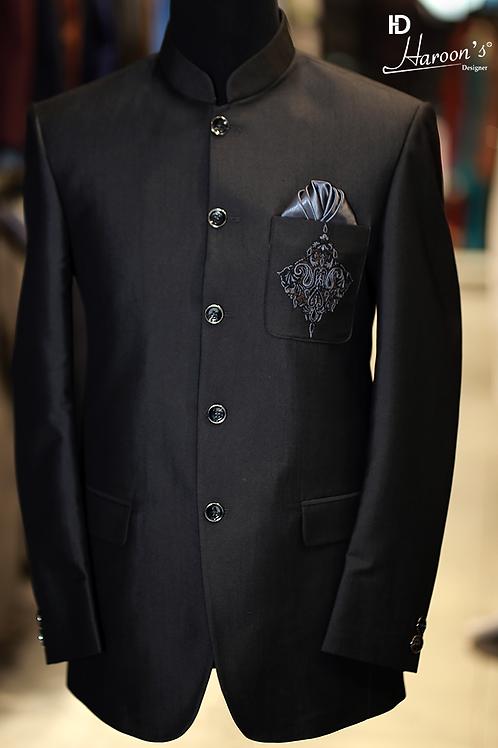 Regal Black Prince Coat