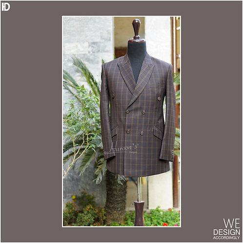 Double Breast 2pc Suit