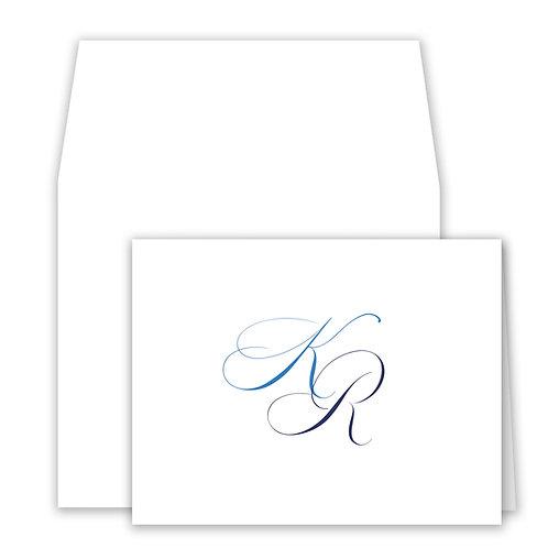 Set of 25 Notecards - D002