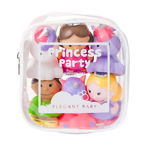 Princess Party Bath Squirt Toys