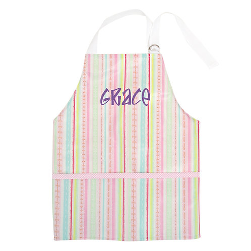 Personalized Toddler Smock- Fairytale