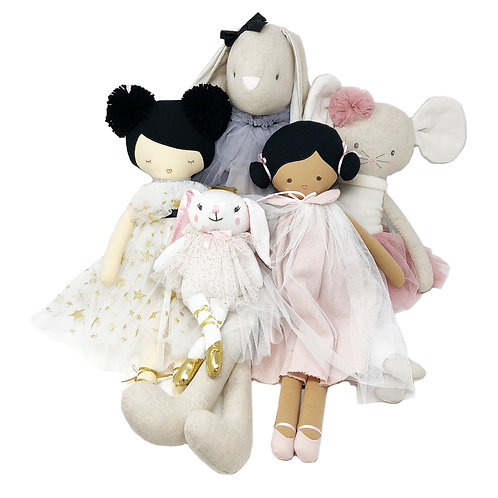 Alimrose Dolls $56-$74