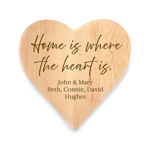 Personalized Maple Heart Board-003