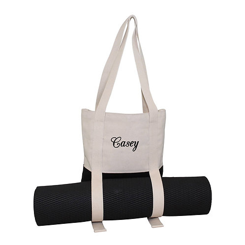 Personalized Yoga Mat Bag