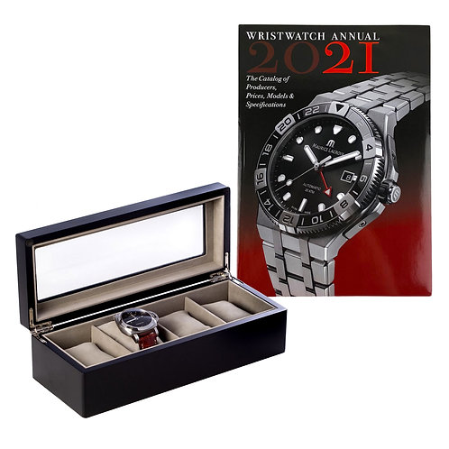 Black Watch Box & Wrist Watch Annual 2021