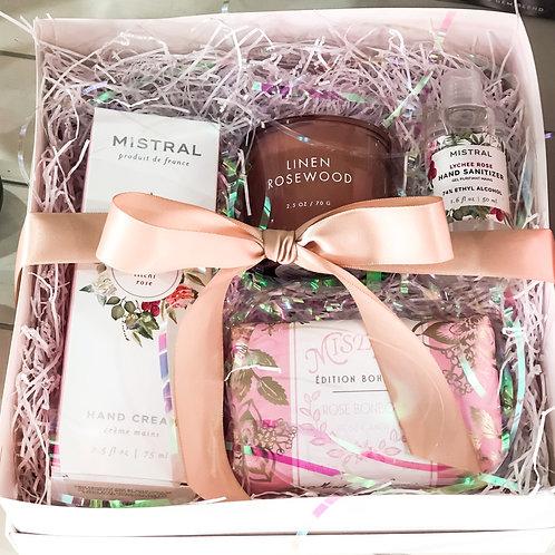Bath Set Gift Box