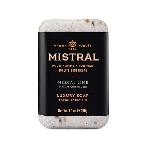 Men's Mezcal Lime Soap