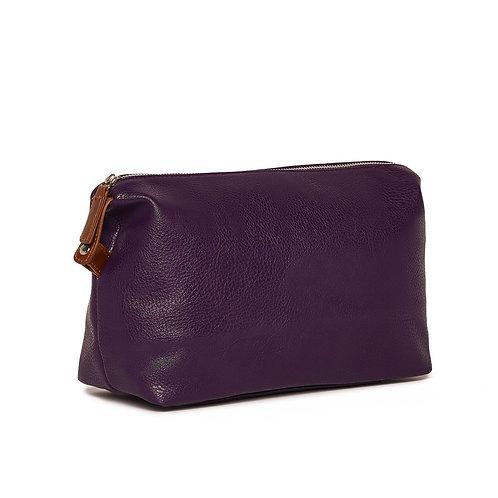Purple Dopp Kit
