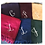 Thumbnail: Cashmere Scarf - Heather