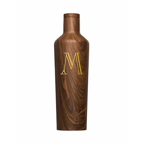 Corkcicle 25 oz Canteen (Walnut)