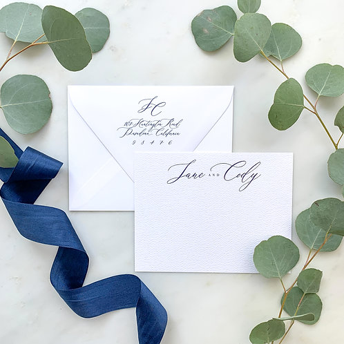 JANE THANK YOU CARDS