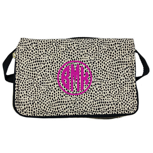 OH Mint Personalized Lunch Box-Cheetah