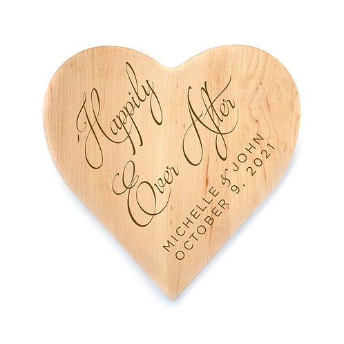 Personalized Maple Heart Board-009