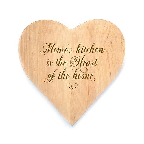 Personalized Maple Heart Board-008