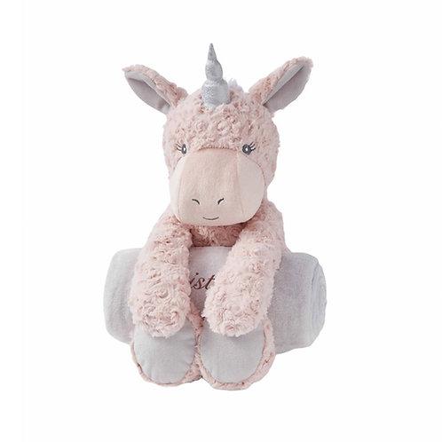 Unicorn Bedtime Huggie Plush Toy