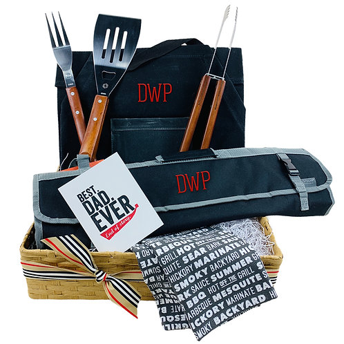 The Ultimate Grilling Set for Him