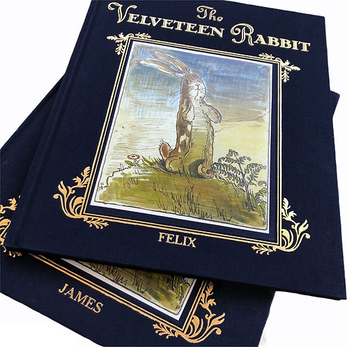 Personalized Velveteen Rabbit Book