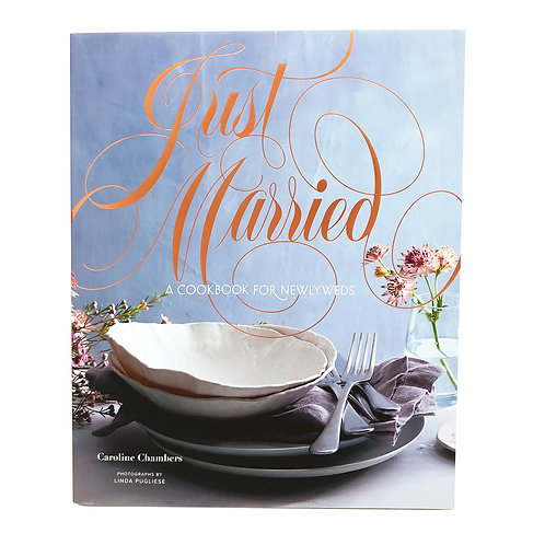 Just Married:A Cookbook for Newlyweds