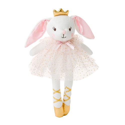 Baby Bunny Knit Doll