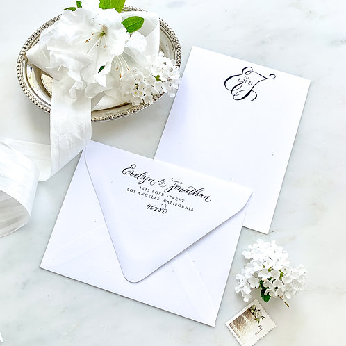 EVE THANK YOU CARDS