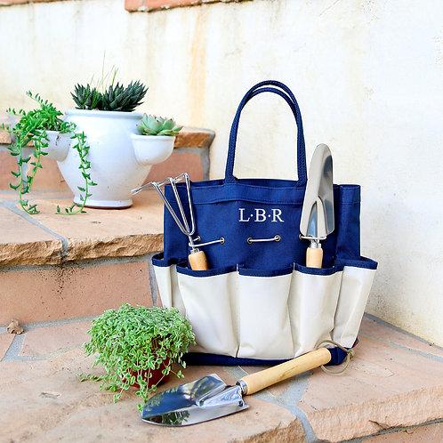 Garden Tote Bag & Tools