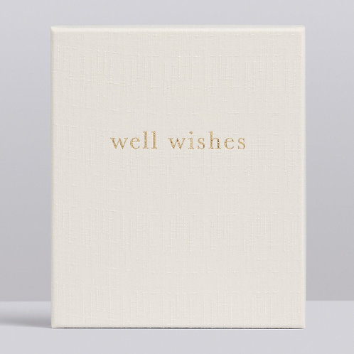 Well Wishes Write to Me journal