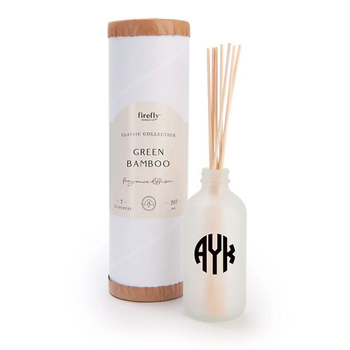 Green Bamboo Diffuser
