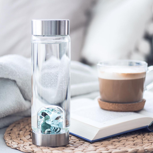 Forever Young Gem Water bottle