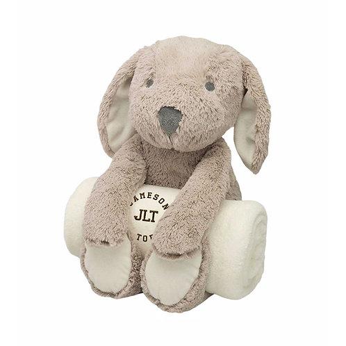 Puppy Bedtime Huggie Plush Toy