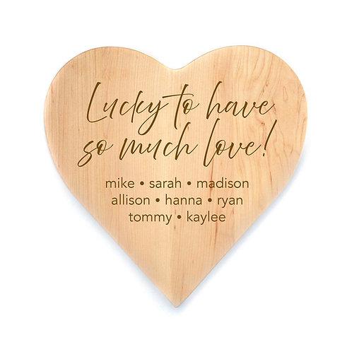 Personalized Maple Heart Board-010