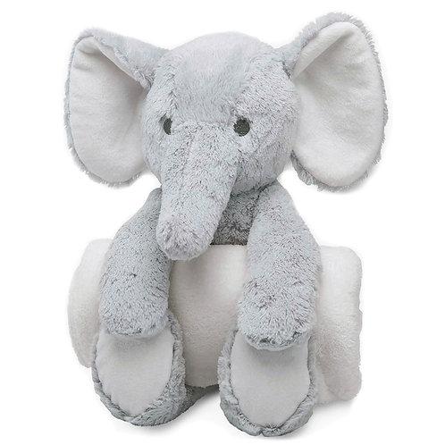 Elephant Bedtime Huggie Plush Toy
