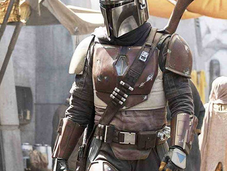 The Better Than Good Blog: A Peak Behind the Mask- How Our Kids Can Learn From The Mandalorian