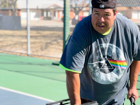 Ace on the Court: The Magic of Omar Lopez
