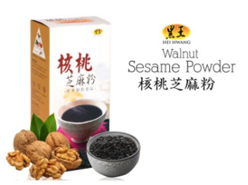 Hei Hwang Walnut Sesame Powder