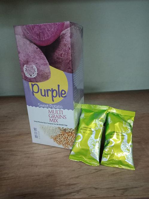 Hei Hwang Purple Sweet Potato Multi Grains Mix
